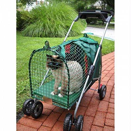 Emerald Pet Stroller by Kittywalk