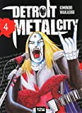 Detroit Metal City - DMC Vol.4