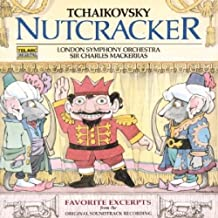 Tchaikovsky: The Nutcracker - Favorite Excerpts from the Ballet