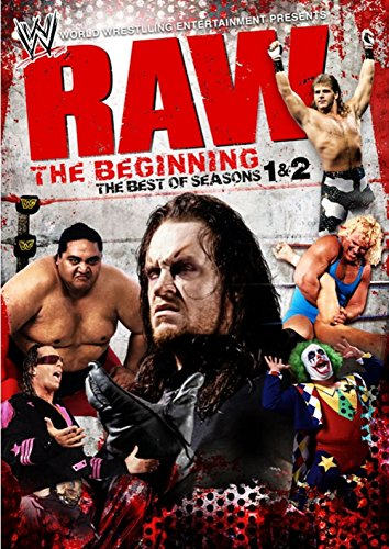 Wwe Raw Dvd - 2