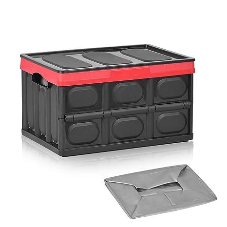 Amazon.com: Organizador de maletero de coche plegable de ...