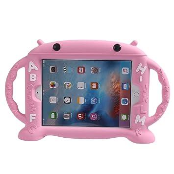 LEADSTAR Niños Caso de Nuevo iPad 9,7 Pulgadas 2017 / iPad Air / iPad Air 2 / iPad Pro 9,7 / iPad 9.7 2018, Silicona a Prueba de Golpes Gota Peso ...
