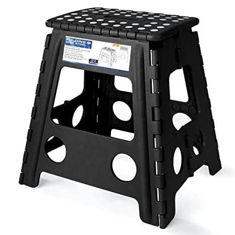 Amazoncom Acko 16 Inches Super Strong Folding Step Stool For