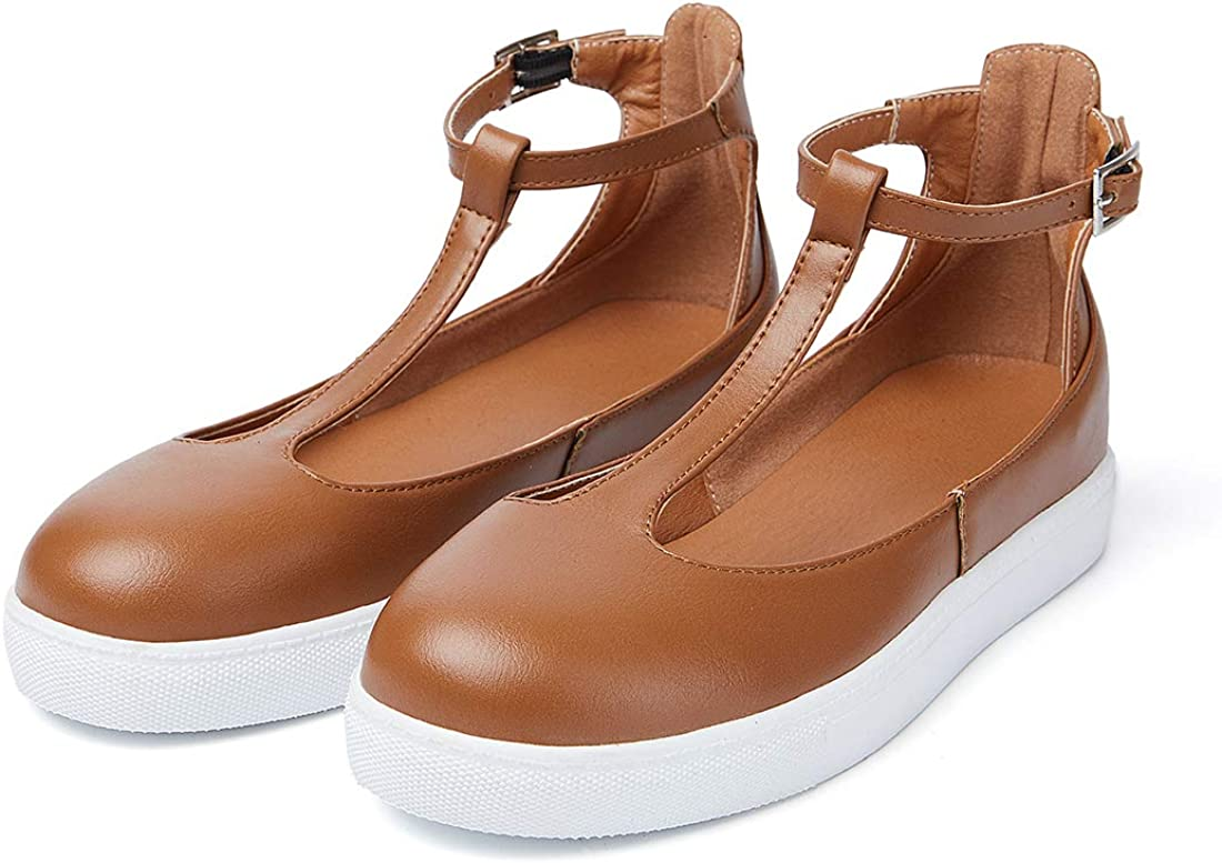 MORNISN Womens Mary Jane Flats Shoes