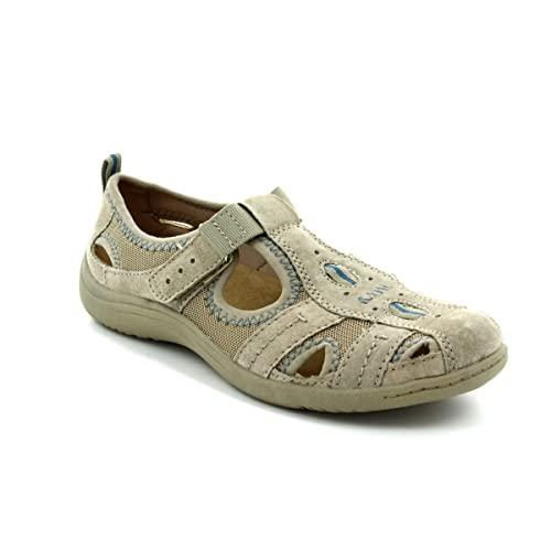 Womens Shoes Earth Spirit Cleveland in Navy Blue or Khaki New with box.