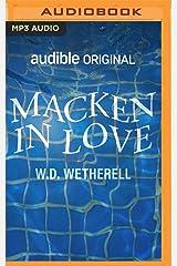 Macken in Love MP3 CD