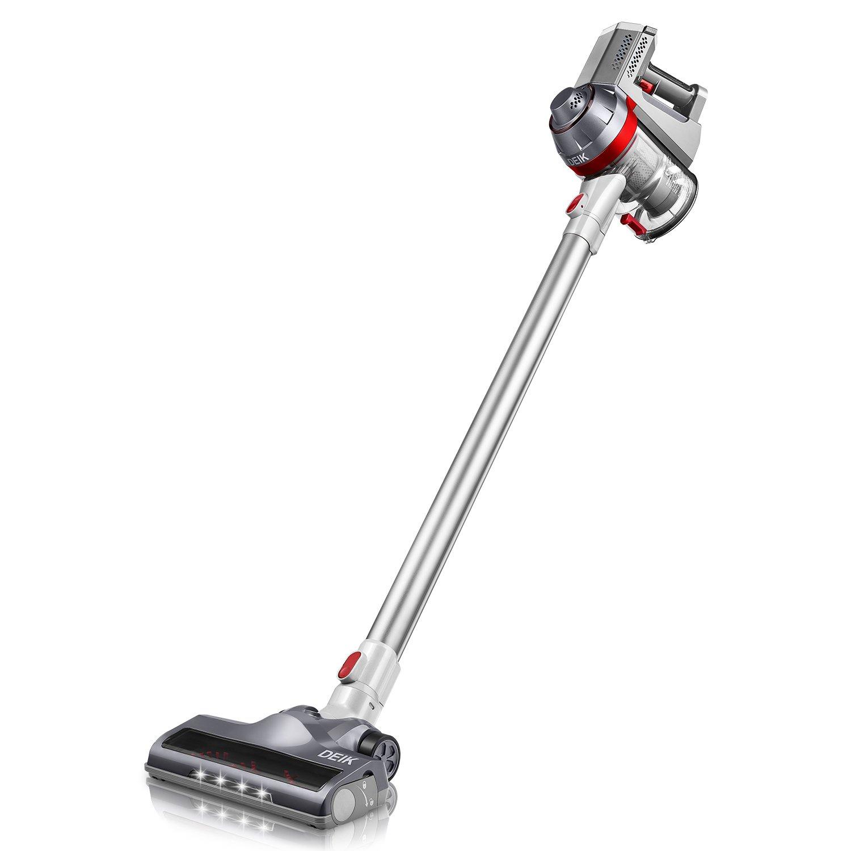 Top 5 Best Cordless Vacuum For Hardwood Floors 2018 New