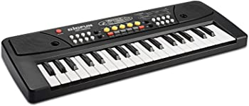 aPerfectLife 37 Keys Portable Piano Electronic Keyboard