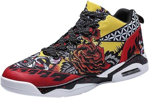 Darringls Zapatos de Hombre,Zapatos de Running para Hombre Mujer Zapatillas Deportivo Outdoor Calzado Asfalto Sneakers Zapatillas Deportivas de Mujer Running Sneakers 35-47: Amazon.es: Ropa y accesorios