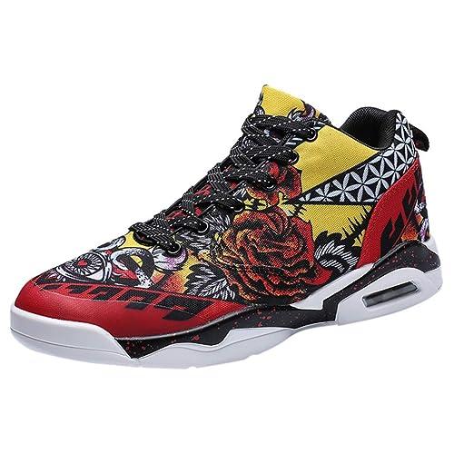 Zapatillas Deporte Hombre,DUJIE Zapatos Zapatillas de ...