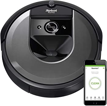 iRobot Roomba i7 7150 Wi-Fi Connected Robotic Vacuum