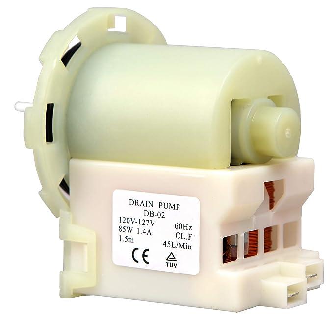 8540024 Bomba de drenaje de lavadora, ajuste exacto para lavadora ...
