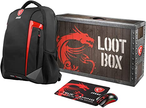 MSI Pack LOOT Box GE-GS RTX Gaming: Msi: Amazon.es: Informática