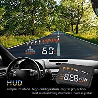 KKmoon X5 - HUD Head Up Display 3