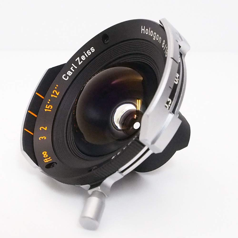 Contax Carl Zeiss 16mm F8 ホロゴン T Gマウントレンズ用   B07GB7BS1C