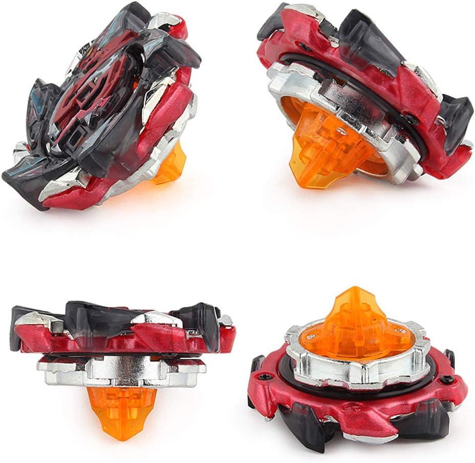 Toygogo Metal Fusion Top Burst Battling Top B-113 Hell Salamander.12.Op Sin Lanzador Regalo De Juguete para Ni/ños