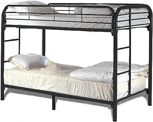 Milton Greens Stars Dream Maker Twin Over Twin Bunk Bed