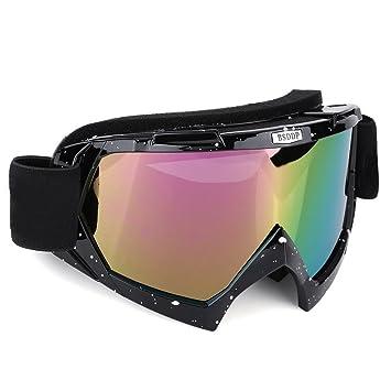 Amazon.com: anteojos de snowboard anteojos de esquí, nieve ...