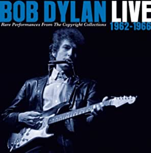 Live 1962 – 1966 Rare Performances from the Copyright Collections [CD]
