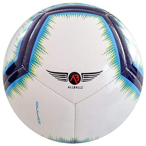 ALLBALLZ - Balón de fútbol oceánico 2018/2019 - Talla 1: Amazon.es ...