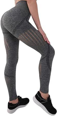 Andouy Leggings para Yoga, Fitness, Entrenamiento ...