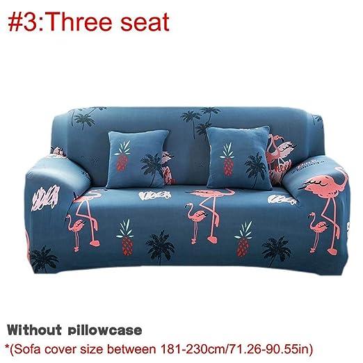 Storagc fundas de sofá Flamingo Print All-covered ...