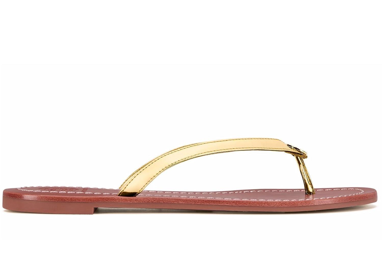 eb021014c5f Tory Burch Terra Thong Sandal Sz 9 in Spark Gold  Amazon.ca  Shoes    Handbags