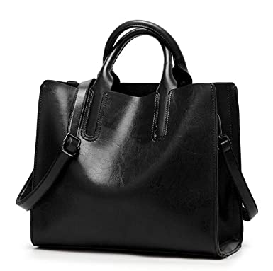 a8dc95b622be Amazon.com  Casual Female Bags Trunk Tote Spanish Brand Shoulder Bag Ladies  Large