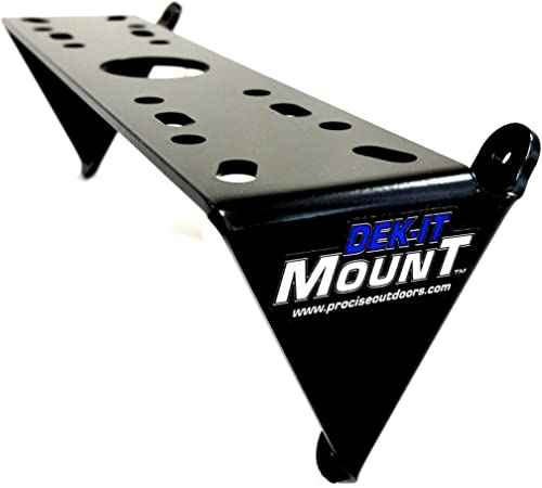 Single Unit Boat Fish Finder Mount [PROcise Outdoors] Picture