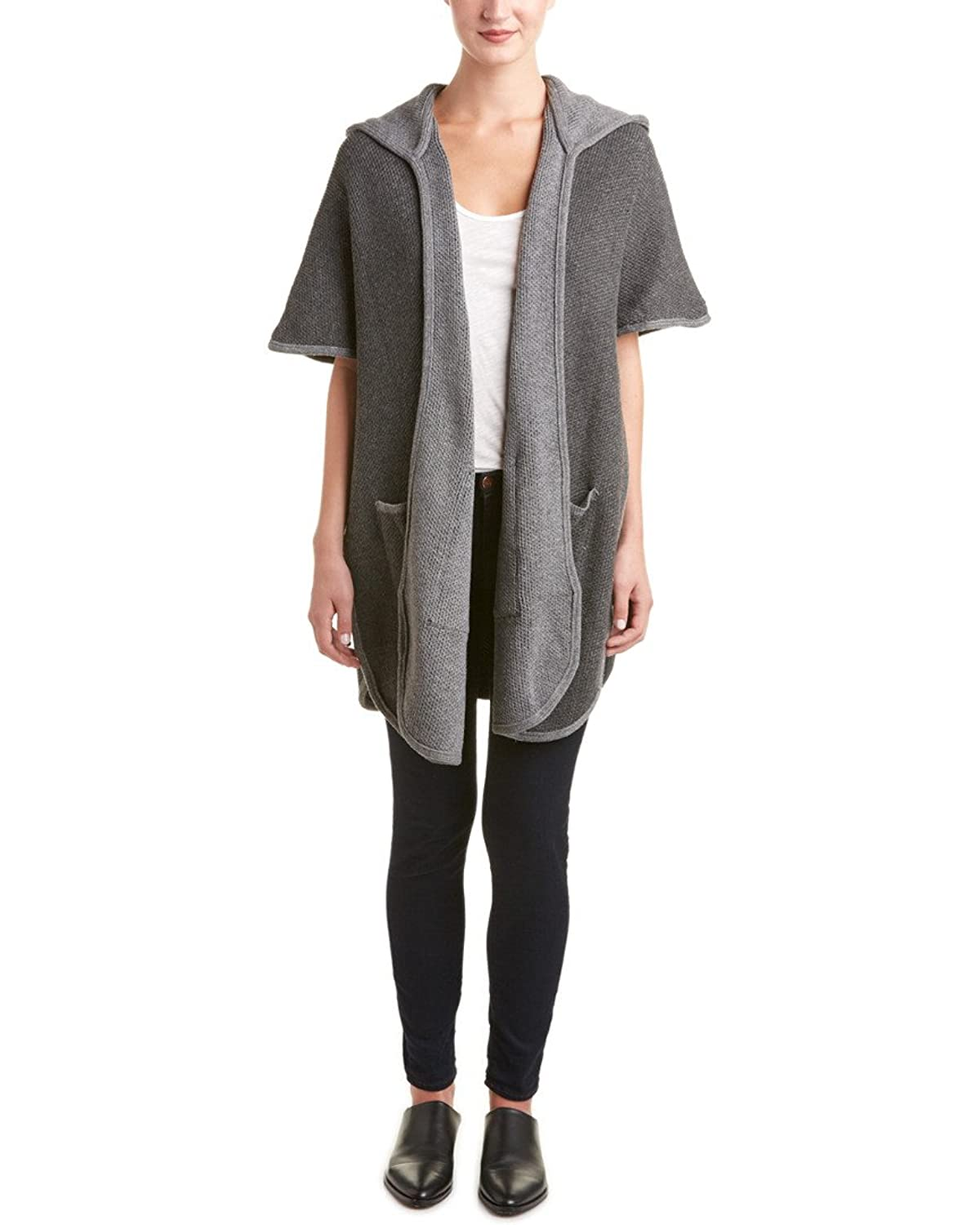 People's Project La Contrast Mohair-Blend Cardigan