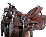 Product review for WESTERN TRAIL PLEASURE ENDURANCE SADDLE LEATHER MATCHING HORSE TACK SET