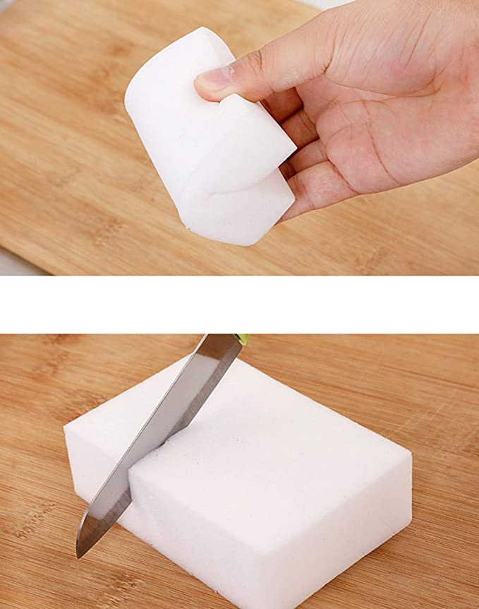 YUYOUG White Magic Eraser Sponges 5//15//25// 35Pcs 15 Packs Precision Household Kitchen Cleaning Professional Stain Removals Can be Cut to Size For Stain and Mark Removal without the need for Chemcials