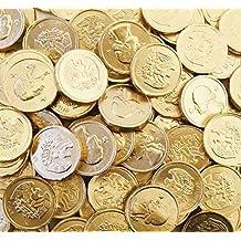 Chocolate Gold Coins - Bulk Wholesale (1 Pound)