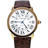 Cartier Calibre swiss-automatic mens Watch W6701009 (Certified Pre-owned)