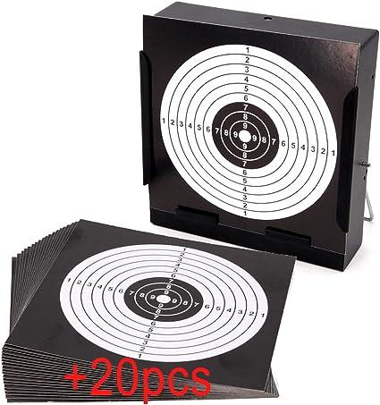 Crosman Spinning Shooting Targets Airgun BB Paintball Airsoft Pellet Hunting Gun