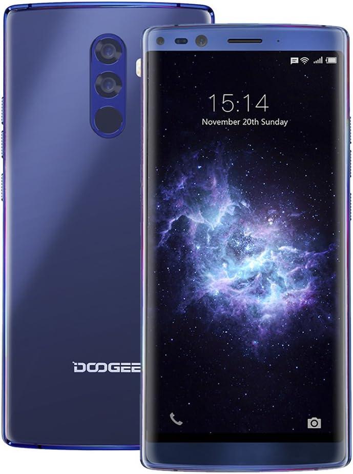 ahomi DOOGEE Mix 2 Cara ID Memoria Teléfono Android 7.1 4 G ...