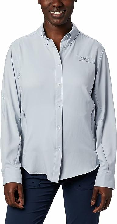 Columbia Camisa de Manga Larga Tamiami II para Mujer
