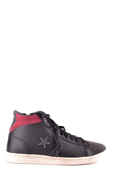 Cuir Montantes Baskets Noir Converse Homme Mcbi077012o xFUtqX4aw