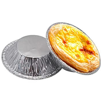 Godea - 150 Estuches Desechables para Hornear Huevos y ...