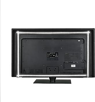 Anten Super Bright USB TV retroiluminación LED blanco frío ...