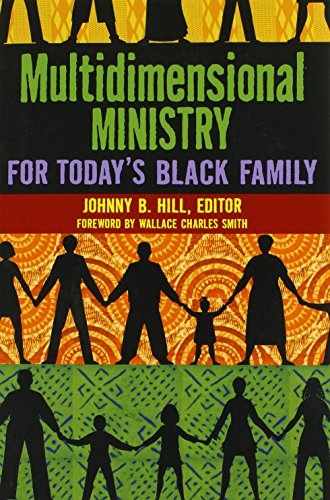Books : Multidimensional Ministry for Today's Black Family