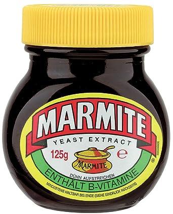 Marmite Hefe-Extrakt 125 g