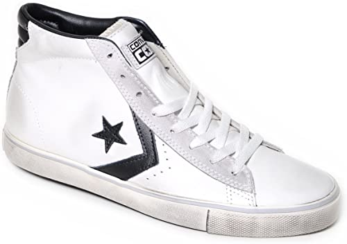 converse lifestyle pro leather mid