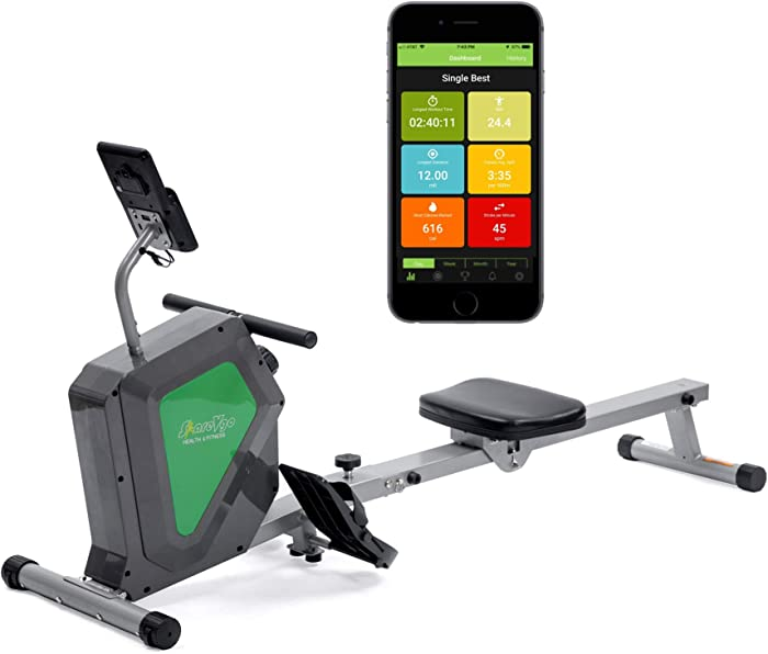 Top 10  Magnetic Rowing Machines For Home Use