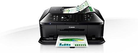 Canon MX925 - Impresora multifunción de Tinta - B/N 15 PPM, Color ...