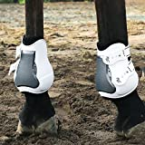 Professionals Choice Boots Tendon TPU One Size Rear White...