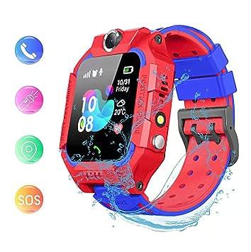 linyingdian Smartwatch Niños,Reloj Inteligente Niños con ...