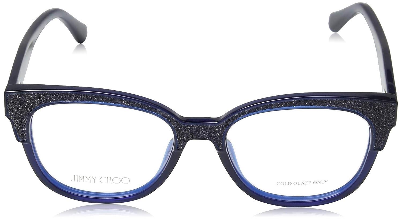Amazon.com: Jimmy Choo plástico ojo de gato anteojos 51 019p ...