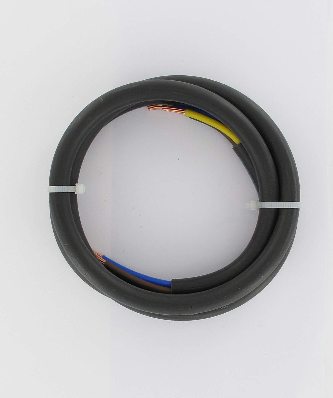 Fackelmann Cable rígida para cámara de Horno, Caucho, Negro ...