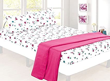 Bed Sheet Bedding Set, Beautiful Children Prints For Boys / Girls Kids U0026  Teens,